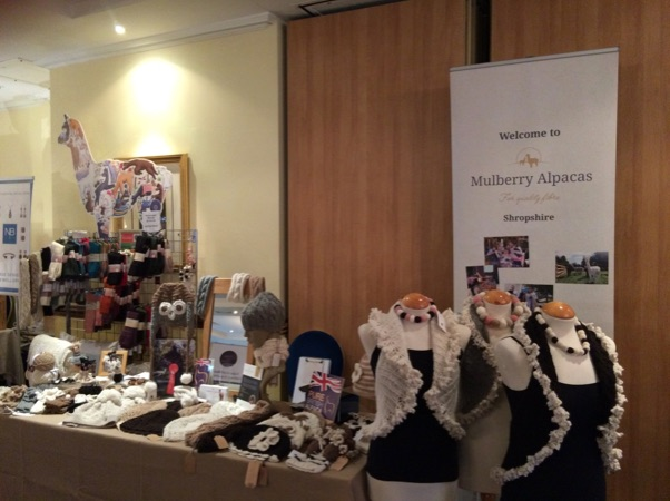 Christmas Shopping at Mulberry Alpacas